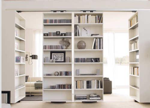 Parete Divisoria Libreria : Ikea divisori per ambienti parete di foto libreria