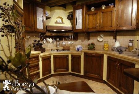 Cucina arredo cucina rustica for Cucine pertinger