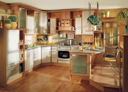 La cucina classica, arredamento cucine