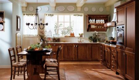 La cucina classica arredamento cucine for La cucina classica