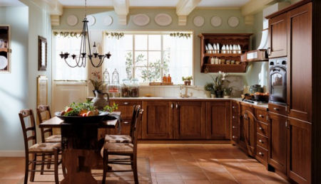 La cucina classica arredamento cucine - Arredamento cucina classica ...