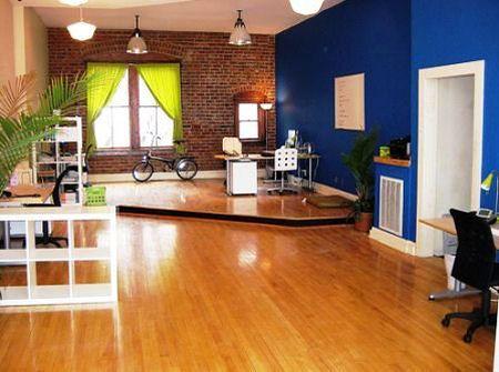 La scelta dei colori della casa for Pareti colorate particolari
