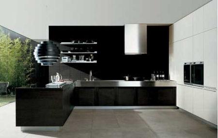 arredamento cucine, i vari tipi di arredo cucina, Disegni interni