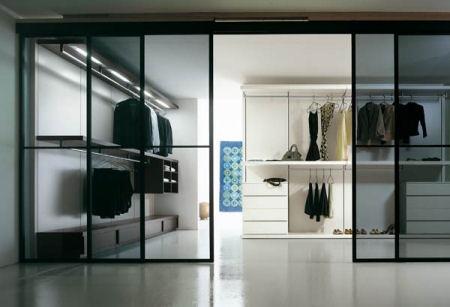 Il guardaroba armadi e cabine armadio for Esempi di cabine armadio