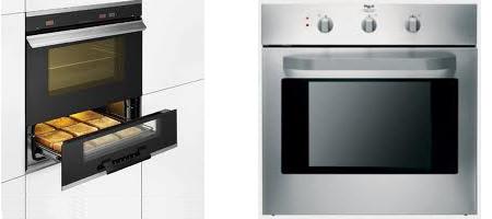 Il forno for Ikea piano cottura elettrico