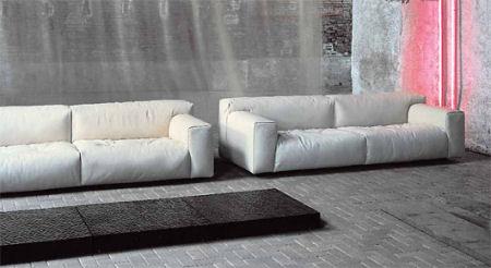 I divani lissoni maestro del comfort - Il divano scomodo ...