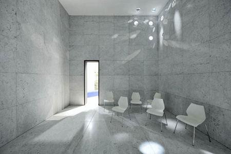 I pavimenti in marmo e granito