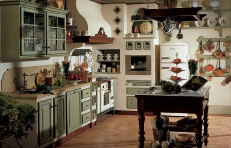 Cucina Rustica - Arredo Cucina