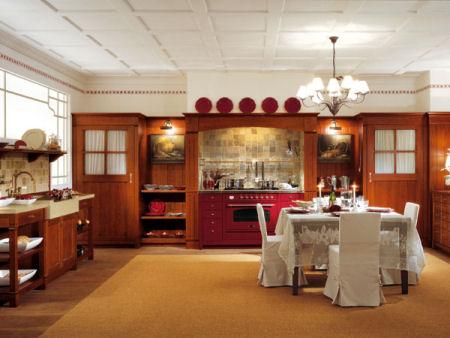 Cucina rustica arredo cucina for Casa rustica classica