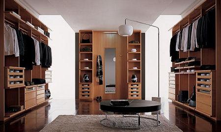 La cabina armadio - Cabina armadio mansarda ikea ...