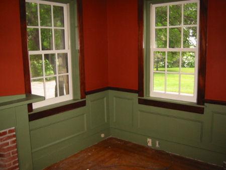 Come pitturare le finestre - Pitturare una parete esterna ...