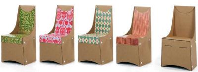 I mobili di cartone - Mobili di cartone design ...