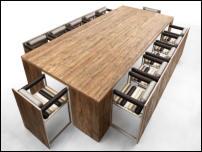 Beautiful Tavoli In Legno Moderni Pictures - Amazing House Design ...