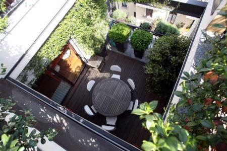 come arredare un terrazzo - Come Arredare Un Giardino Con Piscina