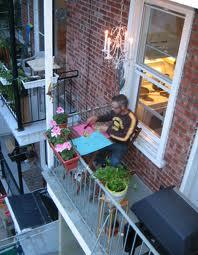 come arredare un piccolo balcone | come arredare - Idee Per Arredare Un Piccolo Terrazzo