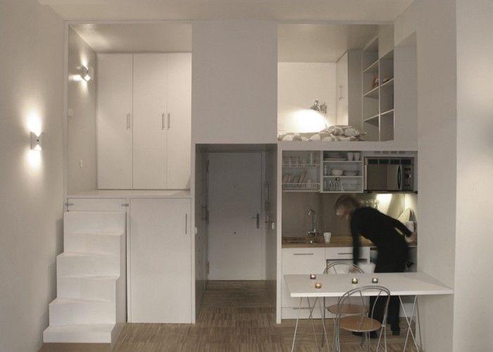 Come arredare un piccolo appartamento a madrid come arredare for Arredare piccoli ambienti