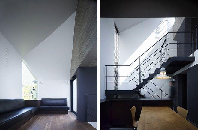 Come realizzare una casa irregolare come arredare for Piani di casa di 5000 metri quadrati con seminterrato