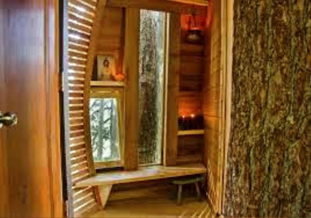 Come costruire una casa su un albero treehouse solling for Costruire una casa sulla spiaggia su palafitte