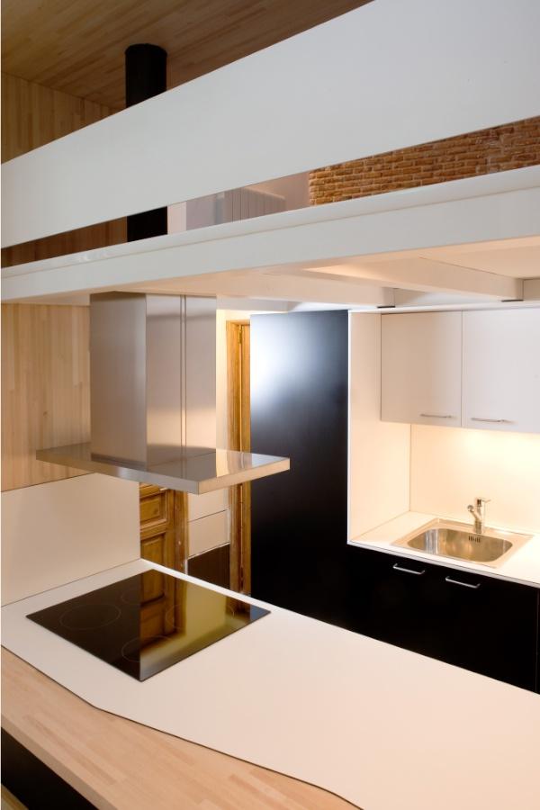 Come ristrutturare un appartamento di 37 metri quadrati for Scala metri quadrati