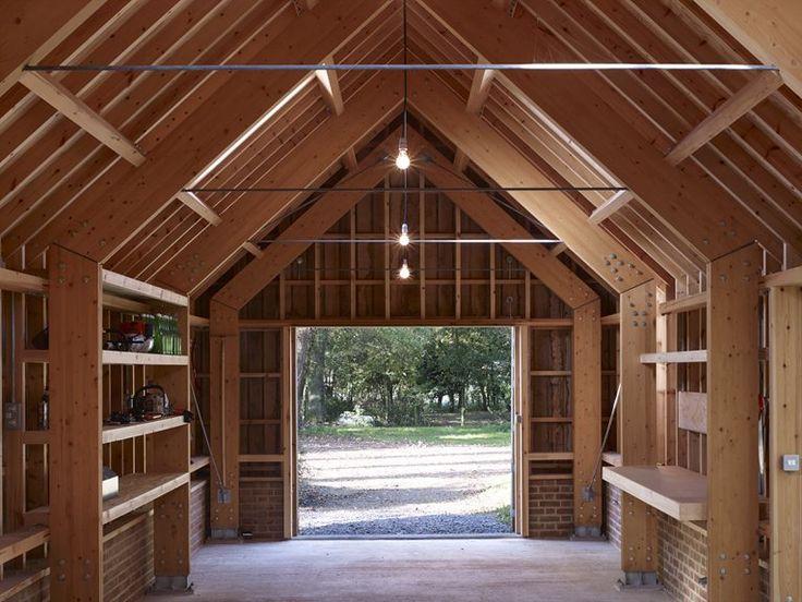 Come costruire un ripostiglio in legno come arredare for Costruire un cottage