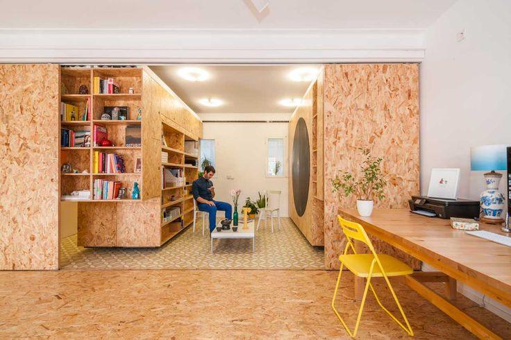 Come arredare con le pareti mobili come arredare for Case con verande tutt attorno