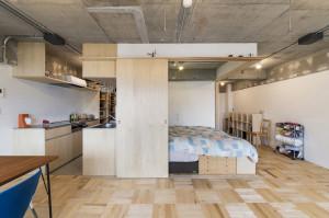 appartamento giappone