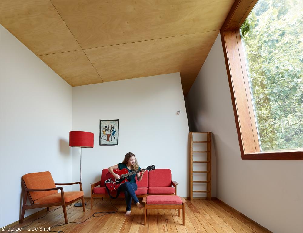 Woning Braeckman De Smet Vermeulen architecten
