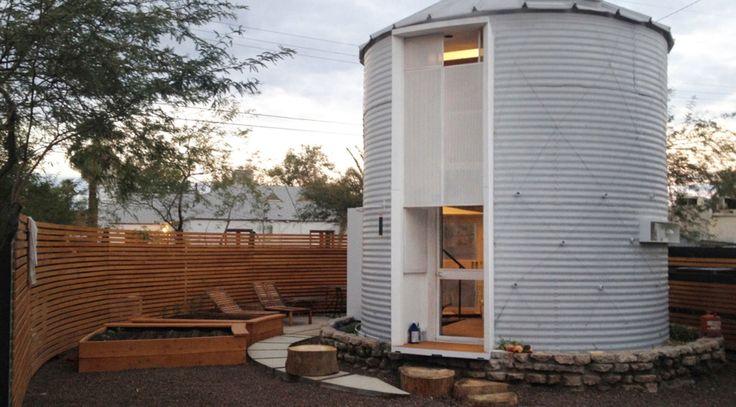 Come ristrutturare un silo come arredare for Ristrutturare un giardino