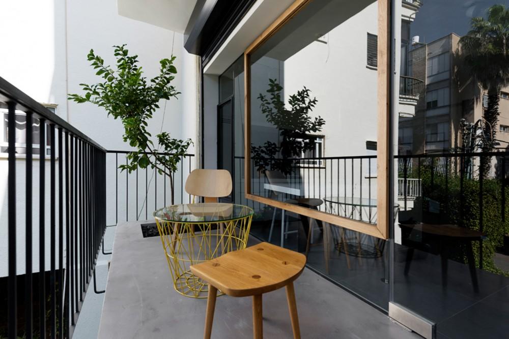 come arredare un appartamento in stile contemporaneo. Black Bedroom Furniture Sets. Home Design Ideas