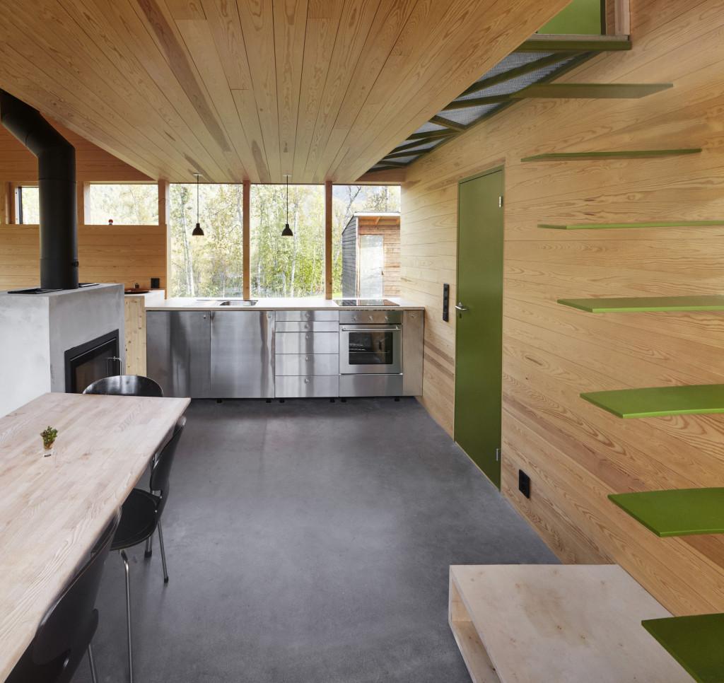 Come Arredare Una Casa Di 50 Metri Quadrati Come Arredare #53591F 1024 966 Come Arredare Cucina A Vista