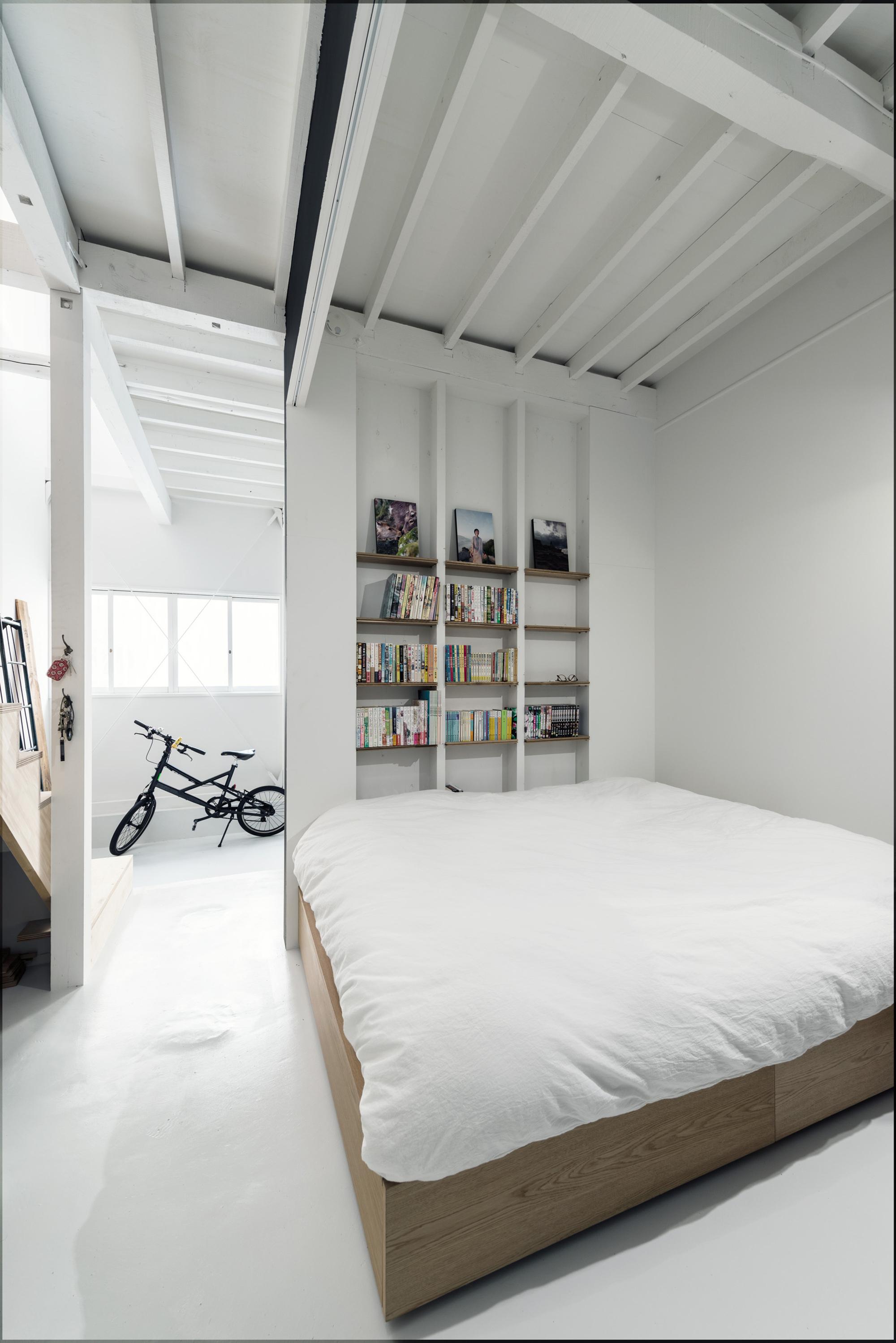 Come ristrutturare una casa di 33 metri quadrati come for Casa di 2000 metri quadrati